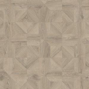 Ламинат Quick Step Impressive Patterns Дуб Серый Тёплый Брашированный IPA4141