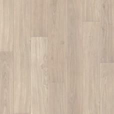 Ламинат Quick Step Perspective Доска Дуба Светло-Серого Лакированная UF1304