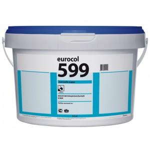 Клей многофункциональный FORBO 599 EUROSAFE SUPER 20кг