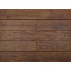 Массивная доска Amber Wood Дуб Golden Браш Лак Состаренный 18х125х300-1400 мм