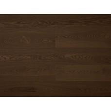 Массивная доска Amber Wood Ясень Светлый Орех Браш Лак 18х150х300-1800 мм