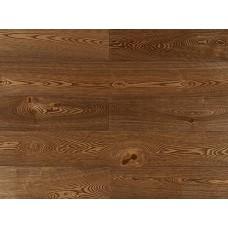 Массивная доска Amber Wood Ясень Винтаж Браш Масло 18х120х300-1800 мм