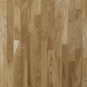 Паркетная доска POLARWOOD 3-x полосная Дуб Ливинг High Gloss