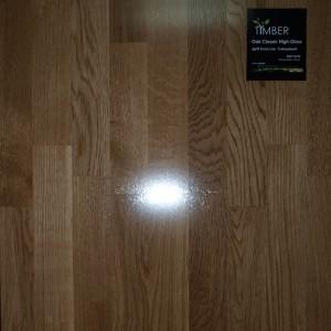 Паркетная доска Tarkett Timber Дуб Классик глянцевый