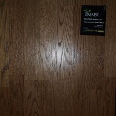 Паркетная доска Tarkett Timber Дуб Красный Мокка браш
