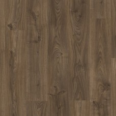Пвх-плитка Quick Step Balance Click Дуб коттедж тёмно-коричневый BACL40027