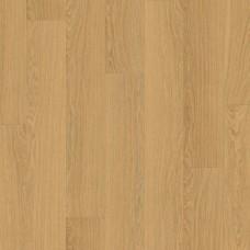Пвх-плитка Quick Step Pulse Click Дуб медовый чистый PUCL40098