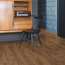 Пвх-плитка Quick Step Pulse Click Дуб осенний коричневый PUCL40090