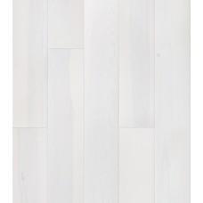 Паркетная доска BARLINEK 1-х полосная Ясень Lemon Sorbet White Grande brush 5G