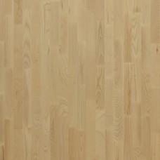 Паркетная доска POLARWOOD SPACE 3-x полосная Ясень Pluton White Oiled