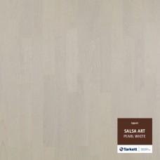 Паркетная доска Tarkett Salsa Art White Pearl